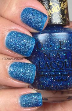 Colores de Carol: OPI Get Your Number - Mariah Carey Collection, Swatches and Review.