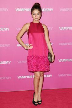 Sarah Hyland - Vampire Academy Premiere In Sydney