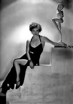 Lois Moran by George Hurrell, 1931