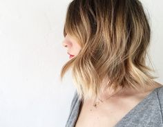 An easy tutorial on how to create loose, soft waves for short hair. For full detailed explanation and links to the products used, visit my blog: http://hello...