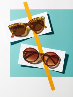 Summer Still Life Sunglasses
