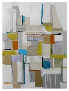 "Saatchi Art Artist Susan Washington; Painting, ""Thinking of St. Ives"" #art"