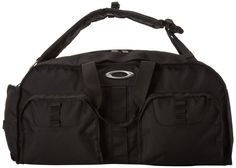 Amazon.com: Oakley Men's Dry Goods Duffel-001 Bag, Black, One Size: Clothing