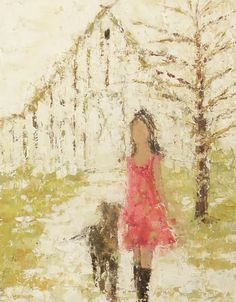 Pals by Holly Irwin   #dkGallery   Marietta, GA   SOLD