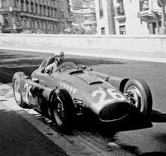 Jwclapton Alberto Ascari Lancia D Xiii Grand Prix Automobile De Monaco