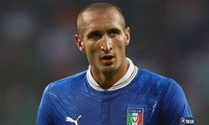 "Giorgio Chiellini is an Italian footballer who currently plays for Serie A club Juventus and the Italian national team. He began his career as a left-back, but made his name as a hard-tackling centre-back – Walter Mazzarri once labeled him ""a force of nature, from another planet"" – with a penchant for scoring headers from set-pieces. A popular figure with fans, he is the club's vice-captain, behind Gianluigi Buffon.  He made his debut for Italy in 2004, and has since earned over 70 caps."
