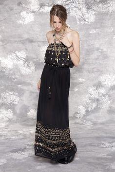 Visitá la nueva colección Invierno 16 en Rapsodia.com > Vestido Flea Corin