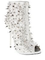 Gianmarco Lorenzi glass fiber boot
