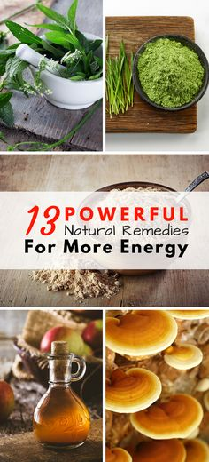 Don't let fatigue control your life. Here are 13 insanely effective natural remedies to boost your energy and motivation all through the day. No caffeine crash with these gems.