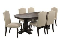Diego 7 Piece Dining Set For The Front Room