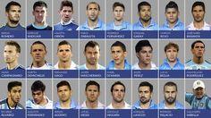 Lista Oficial de Argentina para el Mundial #Brasil2014 https://livingalpha.com