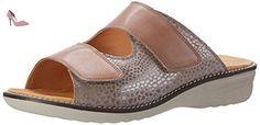 Ganter Hera-H, Mules Femme, Taupe, 36 EU - Chaussures ganter (*Partner-Link)