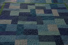 easy blocks but great quilt