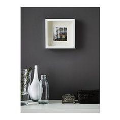 """RIBBA Frame, white - white - 9x9 """" - IKEA"""