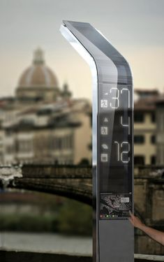 The future of transit stops - a demo for Florence, Italy I believe