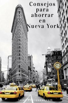 Nueva York Turismo Ahorrar en Nueva York Itinerario Nueva York