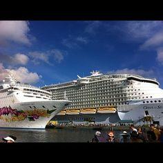 Big, Big Boat!