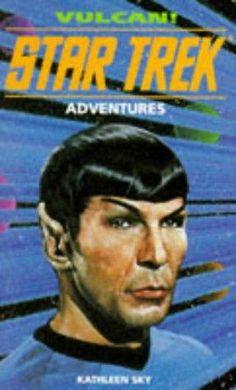 (Star Trek Adventures, book by Kathleen Sky - book cover, description, publication history. William Shatner, Book 1, Star Trek, Science Fiction, Corgi, Novels, Author, Sky, Adventure