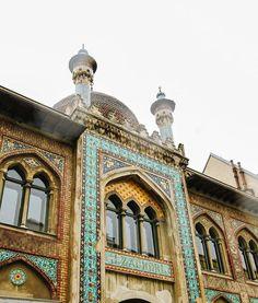 Wszystkie posty • Instagram Danube River, Imperial Palace, Vienna, Austria, Taj Mahal, Exterior, Photo And Video, Architecture, City
