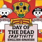 This is a fun craftivity that you can use with your students to celebrate the Day of the Dead or El Dia de los Muertos as an alternative to Hallowe...