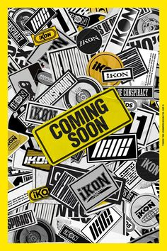 [iKON - COMING SOON]  originally posted by http://yg-life.com   #iKON #아이콘 #NEWRELEASE #COMINGSOON #2017 #YG
