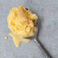 Vegan Pineapple Mango Ice Cream
