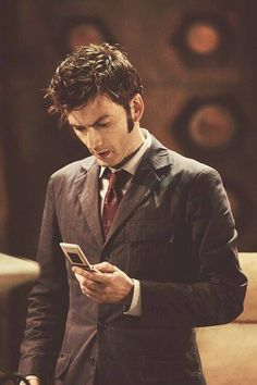 David Tennant | the 10th Doctor