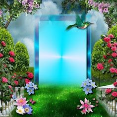GIFY I OBRAZKI: RAMKI RÓŻNE Free Video Background, Studio Background Images, Photo Background Images, Frame Background, Photo Backgrounds, Wallpaper Backgrounds, Rose Frame, Flower Frame, Picture Borders
