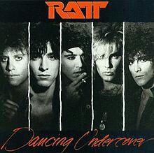 RATT/DANCING UNDERCOVER