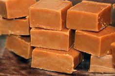 chokladfudge och ricecrisp godis