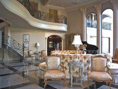 Beyonce Knowles Villa in Houston
