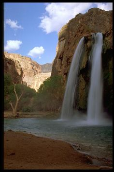 ✮ Havasupi Falls - Grand Canyon