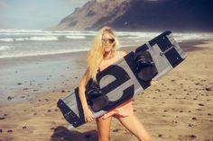 #kitelement #revert #kiteboard #kiteboarding #carbon #black #blondiegirl #beach #sun #wind Gym Bag, Beach, Fashion, Moda, The Beach, Fashion Styles, Beaches, Fashion Illustrations