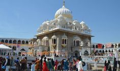 This is one of the most holy places of Sikhism because of the presence of a rock believed to have the hand print of Guru Nanak imprinted on it. Twice a year, Sikhs visit this Gurdwara from all over the world.