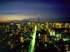 Egoli - the city of Gold! <3