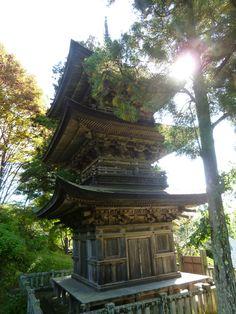"""""""Daihoji""""(Tempio), Aoki-mura, Ueda Nagano Japan"""