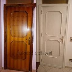 Come ricolorare un mobile - Guida in Pdf Recycled Furniture, Painted Furniture, Cool Doors, Door Makeover, Online Furniture Stores, Chic Bathrooms, Home Office Furniture, Home Staging, Diy Home Decor