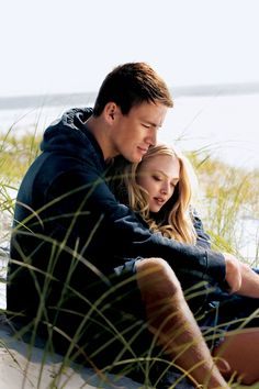 """""""I fell in love with her when we were together, then fell deeper in love with her in the years we were apart."""" ― Nicholas Sparks, Dear John"""