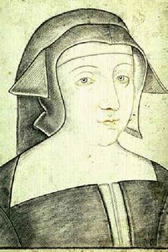 Charlotte of Albret (1480-1514) - ca. 1515 by Jean Clouet