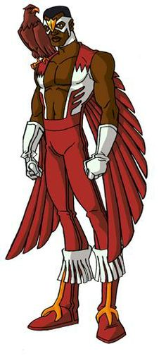 falcon marvel   Falcon Marvel Comics