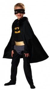 Batman fra superhelt mønster 90/32007/0000  - stof2000.dk