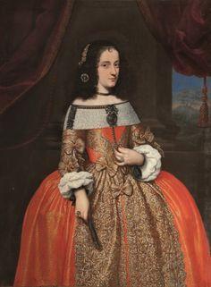 1659 Giovanni Maria Morandi - Maria Virginia Borghese