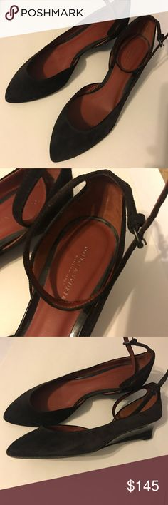 Bottega Veneta women suede shoes.Dark brown color Great condition Botega Veneta suede shoes. Dark chocolate color. Size 38. Made in Italy.No minor scratches. Only on soles a little bit. But other than that they are really in great condition. Bottega Veneta Shoes Wedges