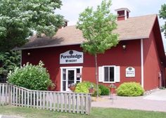 ForestEdge WInery in Minnesota