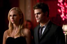 """Vampire Diaries Season 6: Stefan and Caroline """"Have a Lot to Do to Work on Their Friendship"""""""