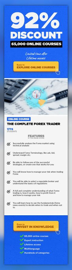The Complete Forex Trader Finance, Business  A practical application of the retail Forex market. A lock, stock and barrel approach to successful Forex trading In this Forex Trading Course, I  have shared my personal experience on how I developed THAT winning strategy. In  this course, I will teach you How to Trade Forex with these easy to follow  rules.