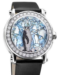 Chopard Penguin watch...hehe:]