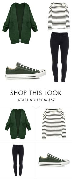 """Untitled #211"" by sierrapalmer10 on Polyvore featuring J.Crew, Paige Denim and Converse"