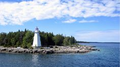 I Tobermory Ontario. Tobermory Ontario, Manitoulin Island, Big Tub, Lake Huron, Lighthouses, Wonderful Places, Statue Of Liberty, Places Ive Been, Coloring