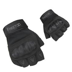 FREETOO Tactical Gloves Military Rubber Hard Knuckle Outdoor for Men Fit... #FREETOO